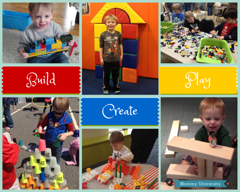 Benefits Of Building Toys : Build create play