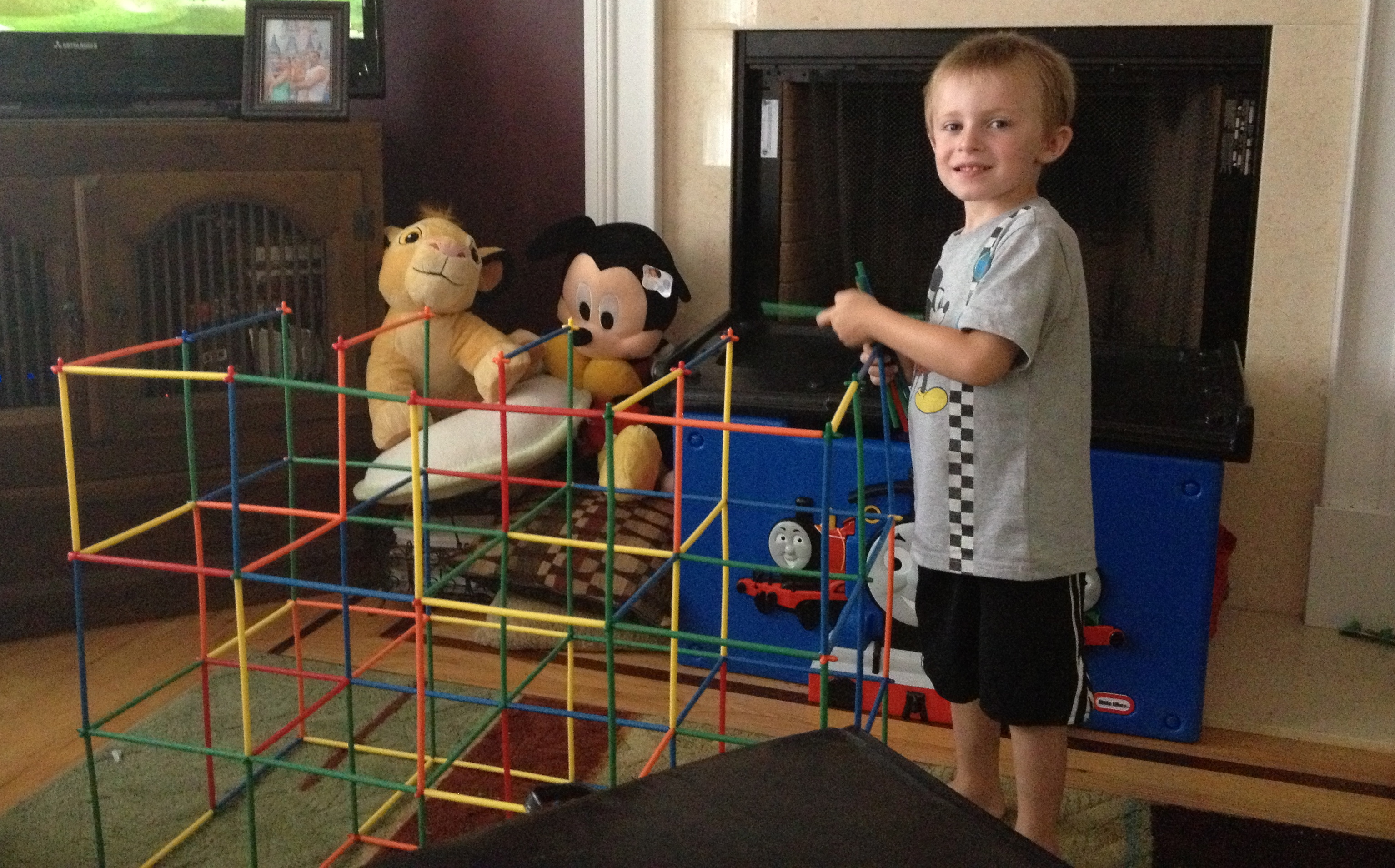 Used Toys For Toddlers : Build create play: the benefits of playing with building toys