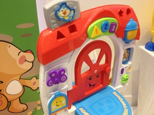 Fisher Price Laugh and Learn Puppy's House