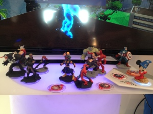 Disney Infinity Marvel Set
