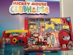Mickey Tool Sets