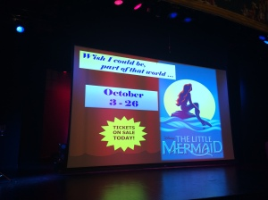 The Little Mermaid Show Preview
