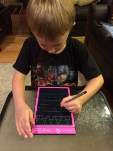 The Boogie Board Original is a great learning tool for kids of all ages!