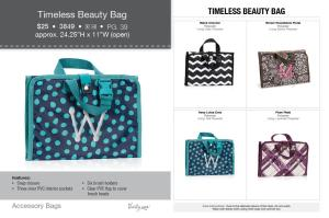 Thirty one bag patterns