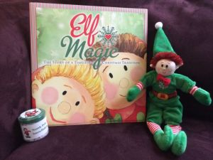 Elf and Book