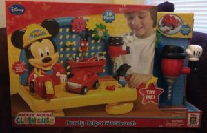 Mickey Workbench