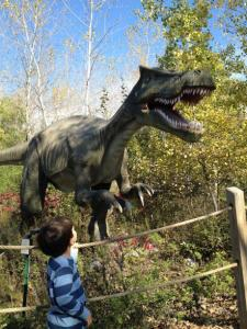 Exploring Dinosaurs in NJ