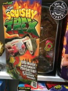 Squishy T. Rex