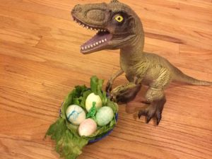 Prehistoric Eggs