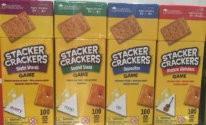 Stacker Crackers